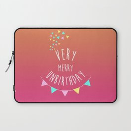 Very Merry Unbirthday to All Laptop Sleeve