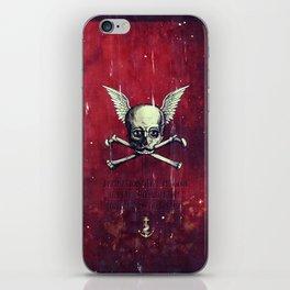 The Supernatural Pirate iPhone Skin