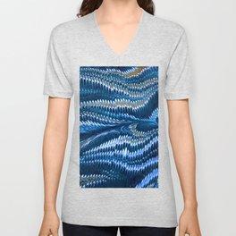 Splendid Blue Lizard Lover Unisex V-Neck