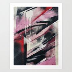 code pink Art Print
