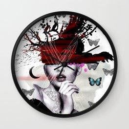 359 Wall Clock