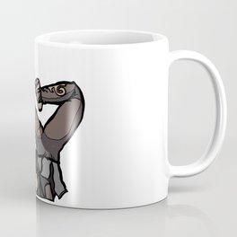 Central Asian Archer (transparent) Coffee Mug