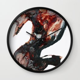 Period Piece 3 Wall Clock