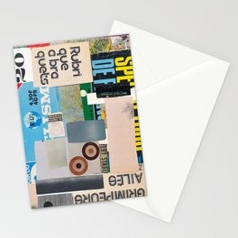 L 600 Stationery Cards
