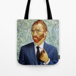 VINCENT Tote Bag