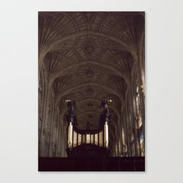 King's College Cambridge Canvas Print