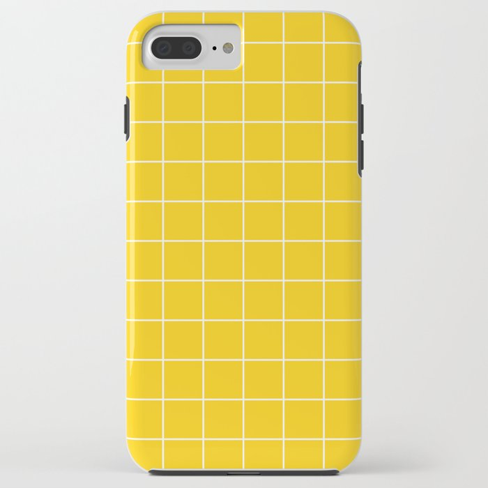 Sunshine Grid iPhone Case