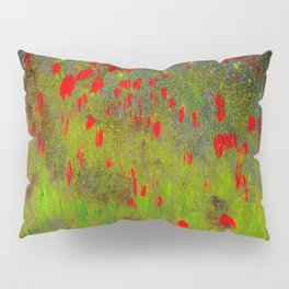 SPACE POPPIES Pillow Sham