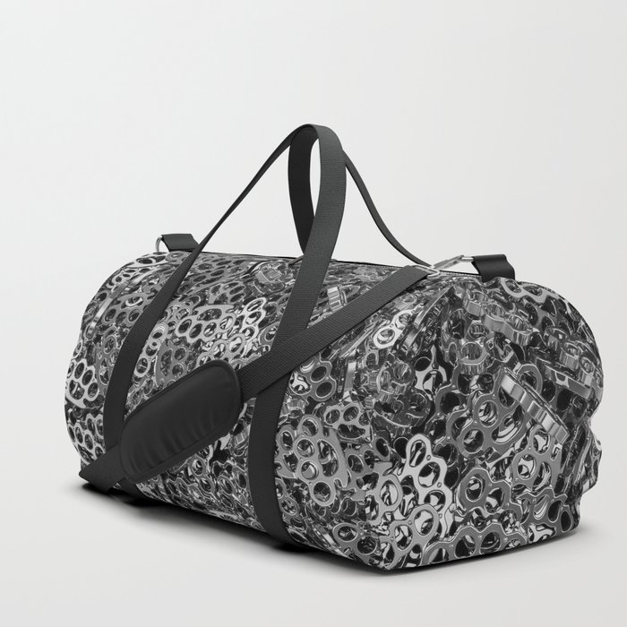 Knuckle dusters Duffle Bag