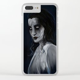 Mary Lee Clear iPhone Case
