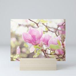 happy spring Mini Art Print