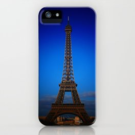 Eiffel_Tower iPhone Case