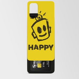 HAPPY  Android Card Case