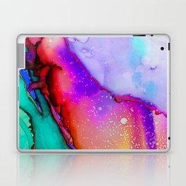 Abstract Melt IV Laptop & iPad Skin