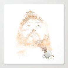 A CUP OF FAITH Canvas Print
