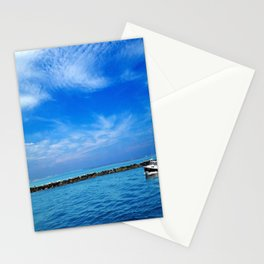 Water View at Newburyport, MA Stationery Cards