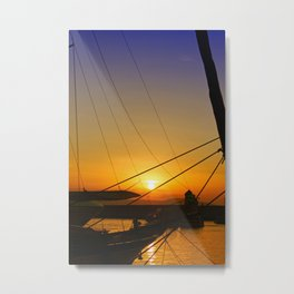 related Metal Print