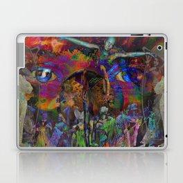 Circus of the Mind Laptop & iPad Skin