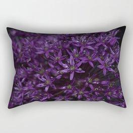 Purple Delight Rectangular Pillow