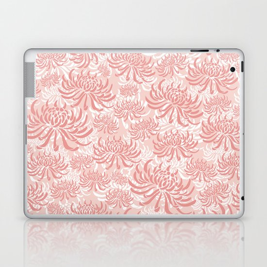 Go Orient Chrysanthemum Laptop & iPad Skin