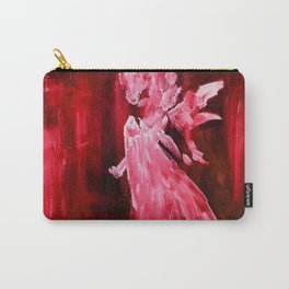 Guardian Angel - Scarlett Red Carry-All Pouch