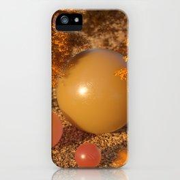 Autumn Feels iPhone Case