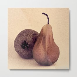STILL LIFE WITH PAIR Metal Print