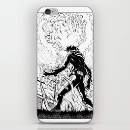 The Beginning of the End iPhone Skin