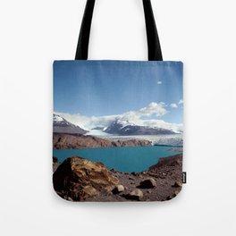 Ice & Snow- Glaciar Upsala Tote Bag