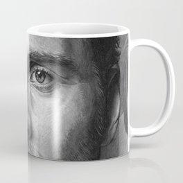Michael Fassbender - Portrait Coffee Mug