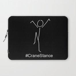 Crane Stance Laptop Sleeve