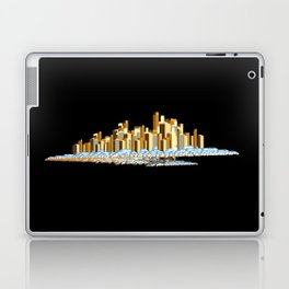 City In The Clouds Laptop & iPad Skin