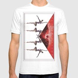 envelope bloody ballet T-shirt