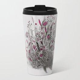 HEDGEHOG (grey) Travel Mug