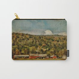 Artistic Farming Carry-All Pouch