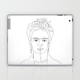 Doña Frida Kahlo Laptop & iPad Skin