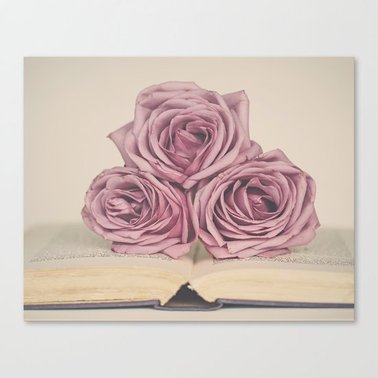 Storybook Love Canvas Print