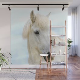 Icelandic Horse Wall Mural