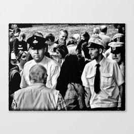 One of us - Einer von uns Canvas Print