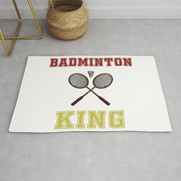 Badminton King Rug