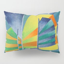 Junk By The Light Of The Silvery Moon Pillow Sham