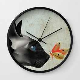 Clues For You Wall Clock