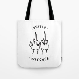 United Witches Tote Bag
