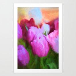 Tulip 58 Art Print