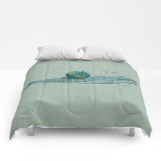 Save the Planet II Comforters