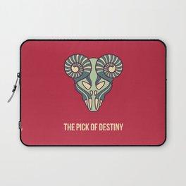 the pick of destiny Laptop Sleeve