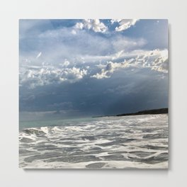 Sea Lover Metal Print