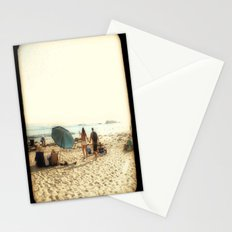 Beach Couple Stationery Cards