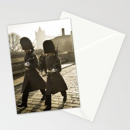 England - Tower of London Guards Stationery Cards