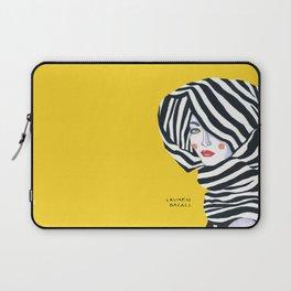 Lauren Bacall Laptop Sleeve